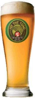 Matso�s Hit The Toad Premium Lager
