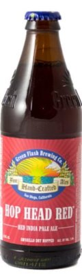 Green Flash Hop Head Red (-2013) - Amber Ale