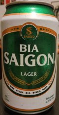 Bia Saigon Lager - Pale Lager