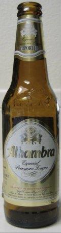 Alhambra Especial Premium Lager