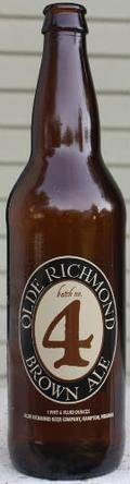 Olde Richmond Batch No. 4 - Brown Ale