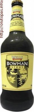 Wells Bowman Stout (Bottle)