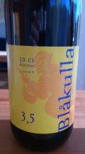 Slottsk�llans Bl�kulla 3.5% - Amber Lager/Vienna