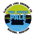 Flathead Lake Two Rivers Pale Ale