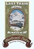 Flathead Lake Last Train Home Amber - Scottish Ale