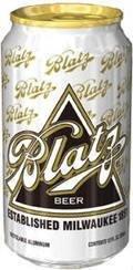 Blatz - Pale Lager