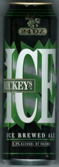 Mickeys Ice - Malt Liquor