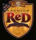 Olands Premium Red Draught - Amber Ale