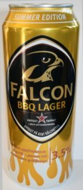 Falcon BBQ Lager 3.5%
