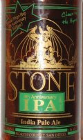 Stone 4th Anniversary IPA - India Pale Ale (IPA)