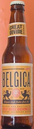 Great Divide Belgica - Belgian Ale
