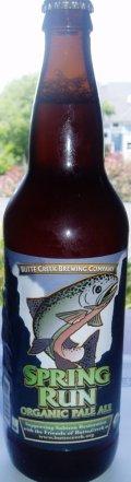 Butte Creek Spring Run Organic Pale Ale