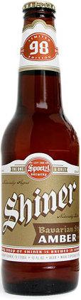 Shiner 98 Bavarian Style Amber Lager