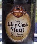 �lfabrikken Islay Cask Stout - Imperial Stout