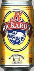 Rickards Gold - Golden Ale/Blond Ale