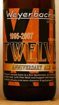 Weyerbacher Twelve - Barley Wine