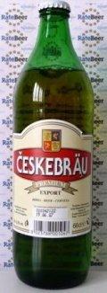 Českebr�u Premium Export - Pale Lager
