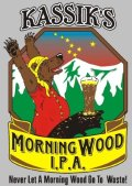 Kassiks Morning Wood IPA - India Pale Ale (IPA)