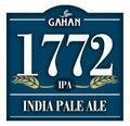 Gahan 1772 IPA