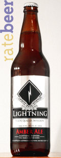 Lightning American Amber Ale