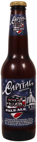Capital U.S. Pale Ale