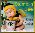 Titanic Brewing Stumbling Bee Honey Amber