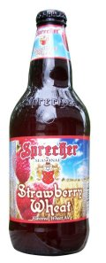 Sprecher Strawberry Wheat - Fruit Beer
