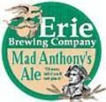 Erie Brewing Mad Anthony�s Pale Ale - American Pale Ale
