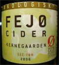 Kernegaarden Fej� Cider Sec