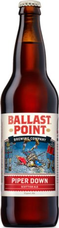 Ballast Point Piper Down Scottish Ale - Scottish Ale