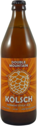 Double Mountain Kolsch - K�lsch