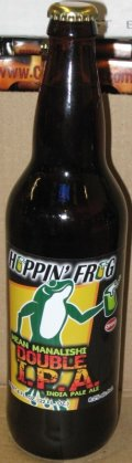 Hoppin� Frog Mean Manalishi - Imperial IPA