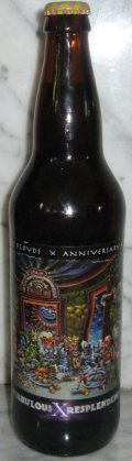 Three Floyds Fantabulous Resplendence (X Anniversary Ale) - American Strong Ale