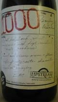 Upstream Batch 1000 Barley Wine