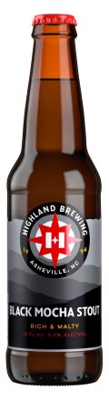 Highland Black Mocha Stout