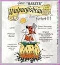 Harzer Walpurgisbr�u Premium Dunkel - Dunkel/Tmav�