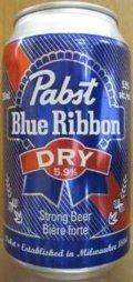 Pabst Blue Ribbon Dry - Pale Lager