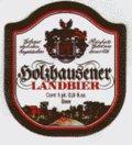 Holzhauser Landbier