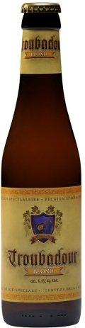 Troubadour Blond - Belgian Ale