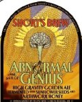 Shorts Abnormal Genius - American Strong Ale