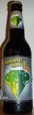 Hartford Better Beer Co. Praying Mantis Porter - Porter