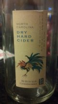 McRitchie North Carolina Hard Cider