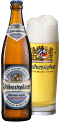 Weihenstephaner Original Alkoholfrei - Low Alcohol