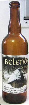 Belenos de Navid� - Belgian Strong Ale