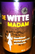 Witte Madam - Belgian Strong Ale