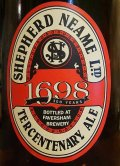 Shepherd Neame 1698 Tercentenary Ale - English Strong Ale