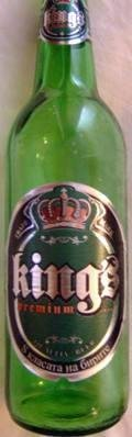 Kings Premium - Pale Lager