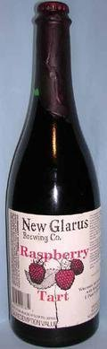 New Glarus Raspberry Tart