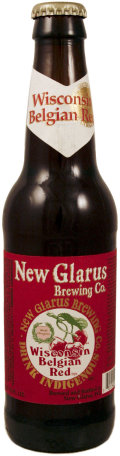 New Glarus Wisconsin Belgian Red - Fruit Beer