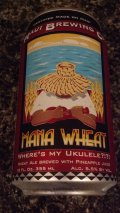 Maui Brewing Mana Wheat - Wheat Ale